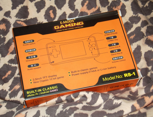 E-Mods Gaming RS-1 box back