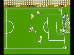 World Cup gameplay screen