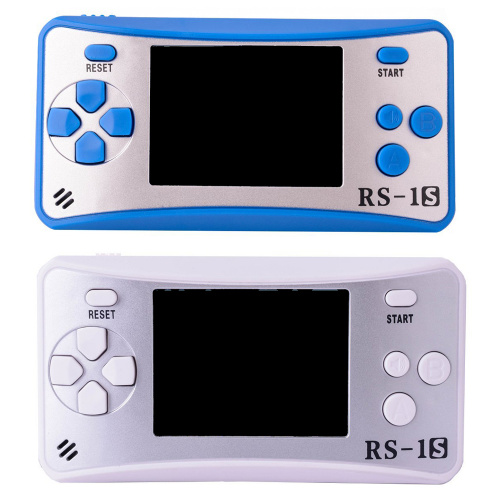 RS-1S blue/silver and white/silver versions